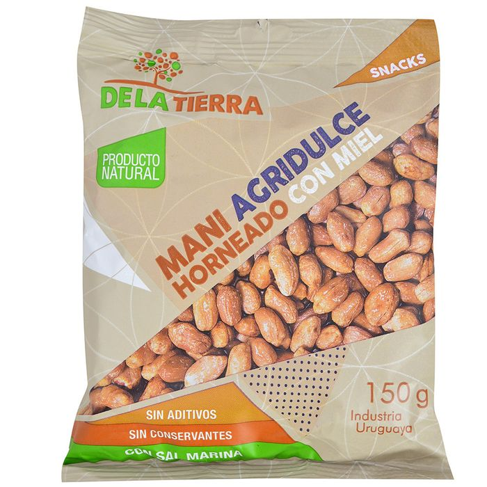 Mani-agridulce-horneado-De-la-Tierra-150-g
