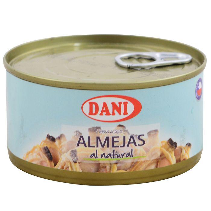Almejas-al-natural-Dani-190-g