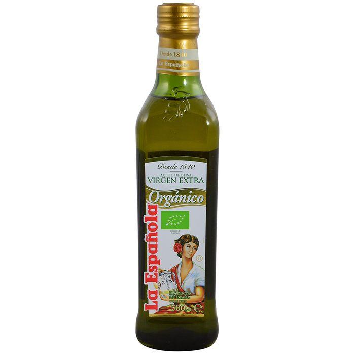 Aceite-de-oliva-extra-organico-La-Española-500-cc