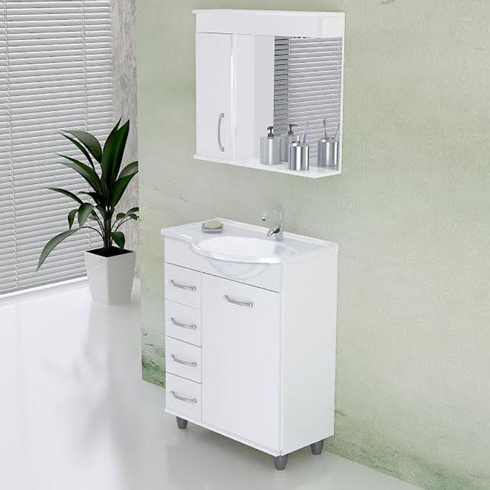 Set-de-baño-Mod.-Viena-espejo-con-botiquin-luz-led-60x58x41cm