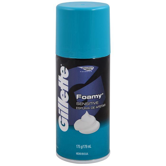 Espuma-de-Afeitar-Gillette-Foamy-Piel-Sensible-175-g