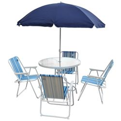 Set-de-jardin-4-sillas---mesa-y-sombrilla