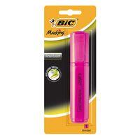 Resaltador-BIC-rosado