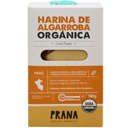 Harina-de-algarroba-organica-Prana-130-g