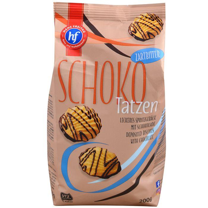 Galletitas-Hans-Freitag-schoko-tatzen-chocolate-200-g