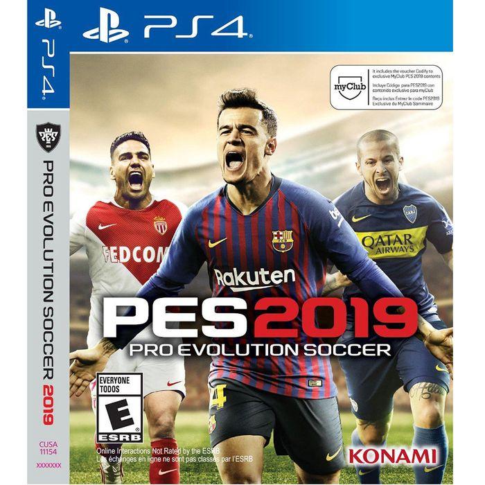 Juego-PS4-Pes-2019