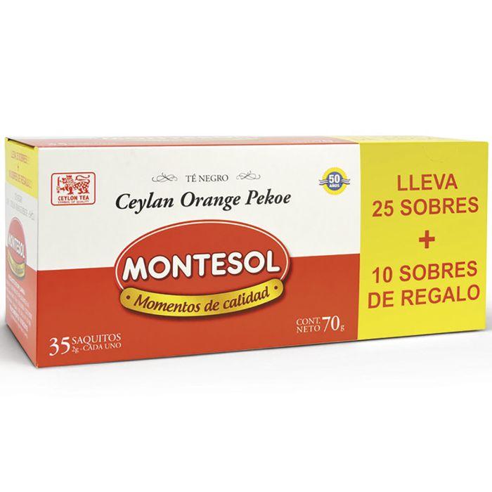 Te-puro-de-Ceylan-Montesol-25-sobres