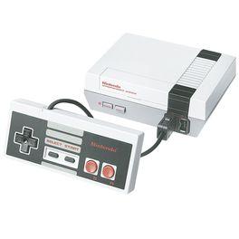 Consola Nintendo Mod Nes Mini Con 30 Juegos Clasicos Geant