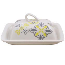 Mantequera-19x15cm-ceramica-blanca-c-diseño-verde