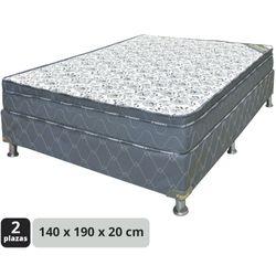 Conjunto-de-sommier-con-pilow-top-140x190x20cm