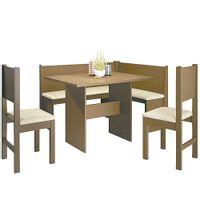 Comedor-esquinero-tabaco-4-piezas-mesa-75x100x70cm