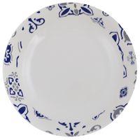 Plato-hondo-20cm-ceramica-blanco-con-diseño-azul