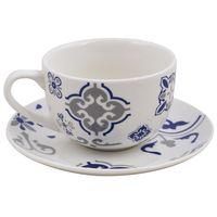 Taza-te-con-plato-blanco-ceramica-con-diseño-azul