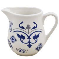 Cremera-10x9.7cm-ceramica-blanco-con-diseño-azul