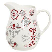 Cremera-10x9.7cm-ceramica-blanco-con-diseño-rojo