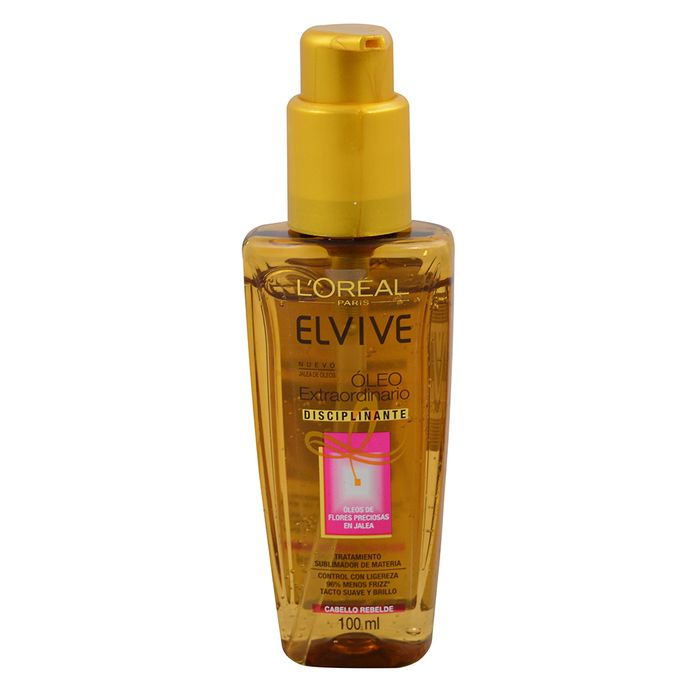 Oleo-extraordinario-Elvive-disiplinate-spray-100-ml