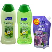 Pack-Ballerina-hierbas-shampoo---acondicionador---jabon-liquido