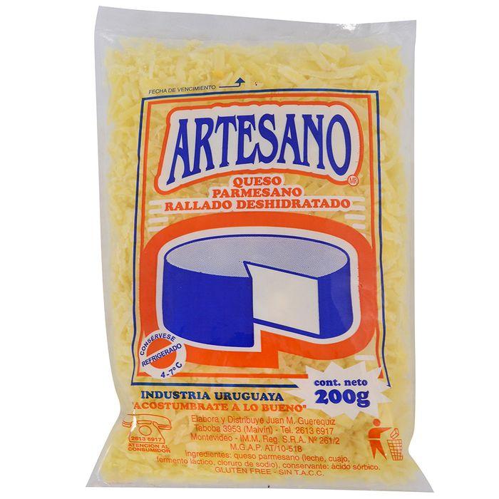 Queso-rallado-hebras-Artesano-200-g