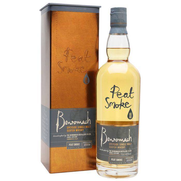 Whisky-Benromach-peat-smoke-single-malt-scotch-700-cc
