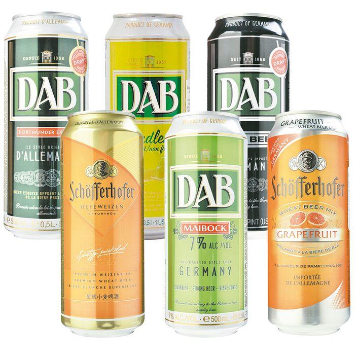 Pack-alemanas-6-un.-Dab-Dab-dark-Dab-maibock-Dab-radler-Schofferhofer-trigo-Schofferhofer-pomelo-500ml