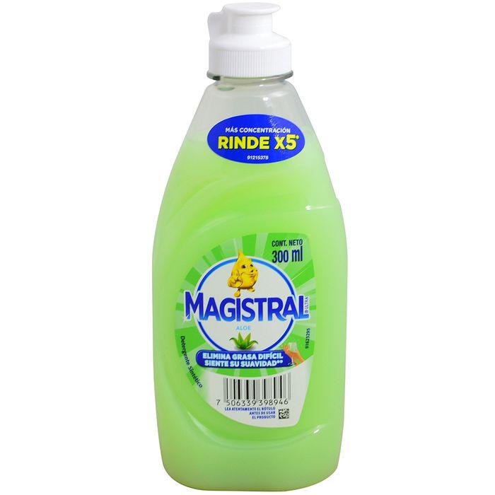 Detergente-lavavajilla-Magistral-aloe-300-ml