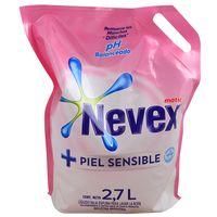 Detergente-Nevex-matic-piel-sensible-doy-pack-27-L