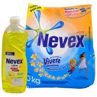 Pack-detergente-polvo-Nevex-tq.viv-3-kg--lavavajilla-Nevex-ultra-500-cc