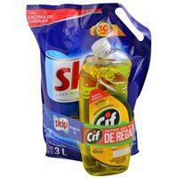 Pack-detergente-Skip-3-L---Cif-900-ml