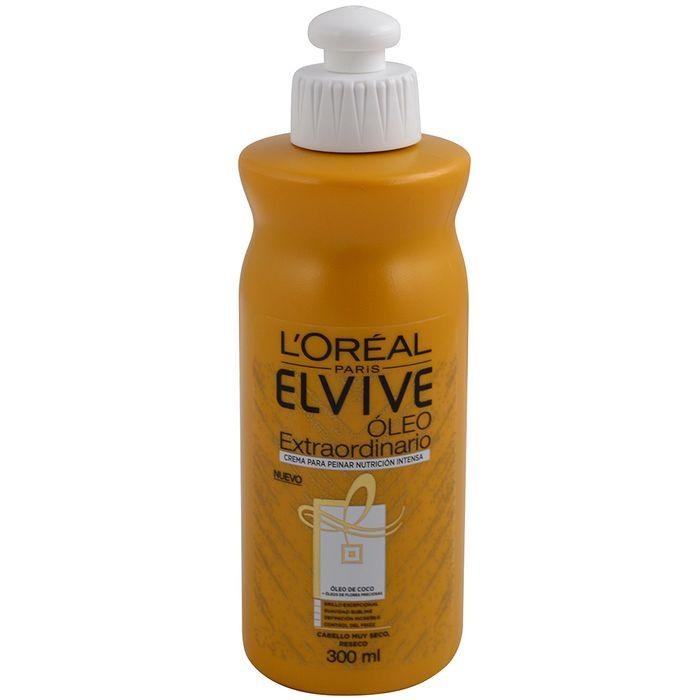 Crema-de-tratamiento-Elvive-oil-ext.-coconut-300-ml