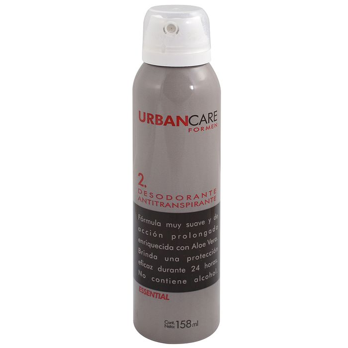 Desodorante-body-Urban-Care-essential-158-ml