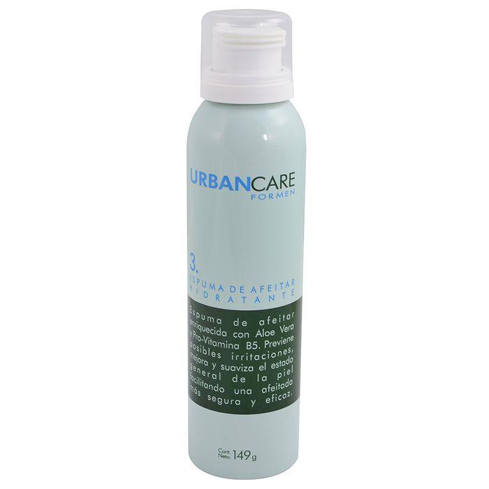 Espuma-de-afeitar-Urban-Care-149-g