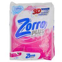 Detergente-polvo-Zorro-matic-blue-power-bolsa-3-kg