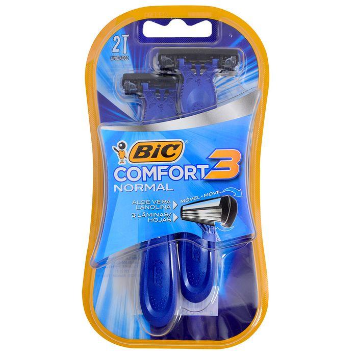 Afeitadora-BIC-Comfort-3-Movil-Normal-x-2-un.