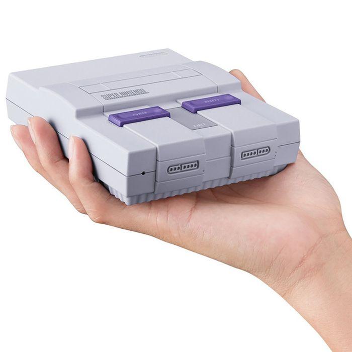 Consola-Nintendo-snes-classic-edition