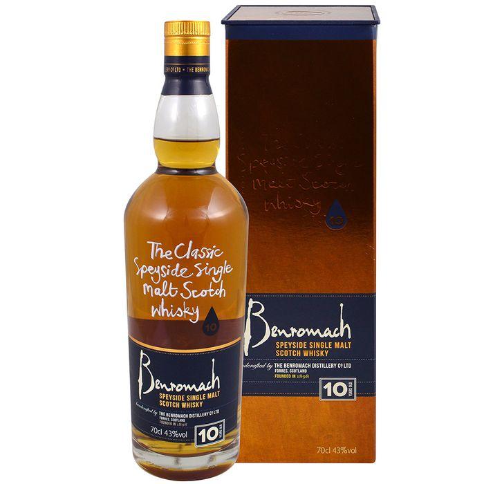 Whisky-Benromach-10-years-single-malt-scotch-700-cc