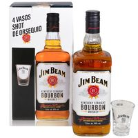 Whisky-americano-Jim-Beam-white-bourbon-1000-cc---shots-de-obsequio