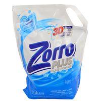 Detergente-liquido-para-ropa-Zorro-con-suavizante-doy-pack-3-L
