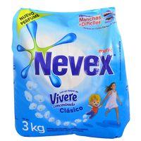 Pack-detergente-polvo-Nevex-tq.viv-3-kg--mascara-uruguay