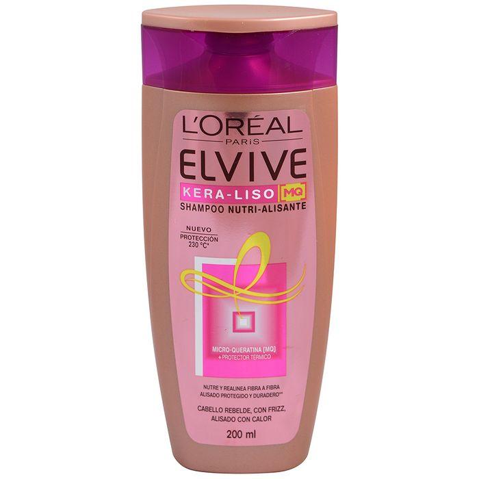 Shampoo-Elvive-Kera-Liso-200-ml