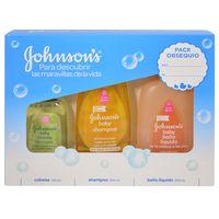Pack-Obsequio-Johnson-s-Baby-Shampoo---Colonia---Baño-Liquido
