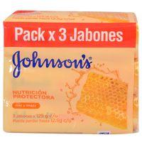 Jabon-Johnson-nutricion-protectora-3-un.-125-g