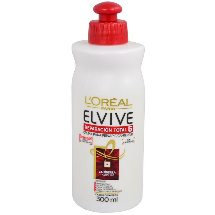 Crema-para-peinar-Elvive-Reparacion-Total-5-250-ml