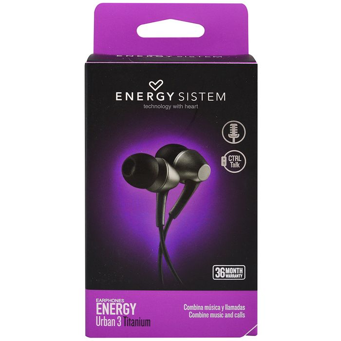 Auricular-Energy-sistem-urban-3-titanium-con-microfono