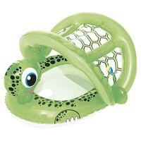 Flotador-para-bebe-con-techo-tortuga-con-filtro-uv