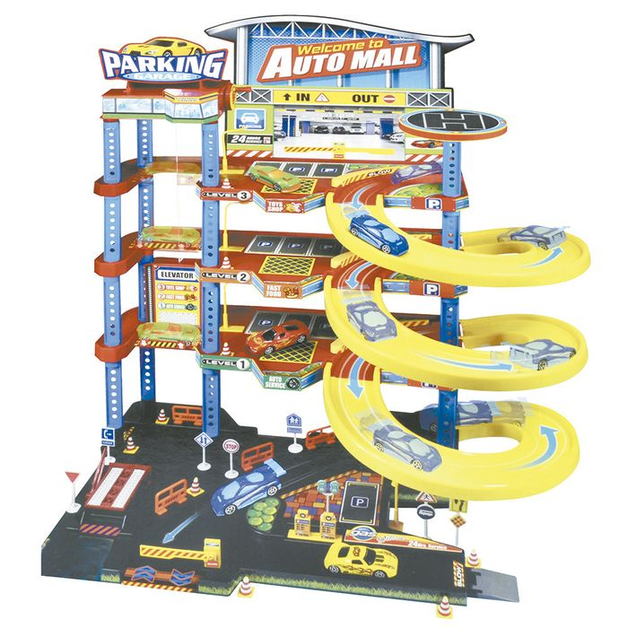 Parking-5-niveles-100-piezas