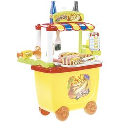 Carro-hot-dog