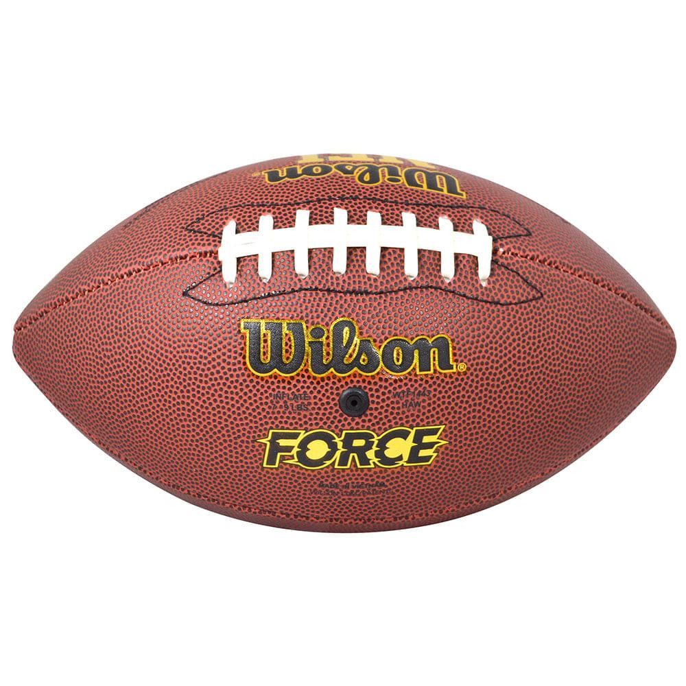 Wilson Pelota de f/útbol americano WTF1192 Tama/ño oficial Marr/ón//Blanco NFL AUTOGRAPH Para coleccionistas