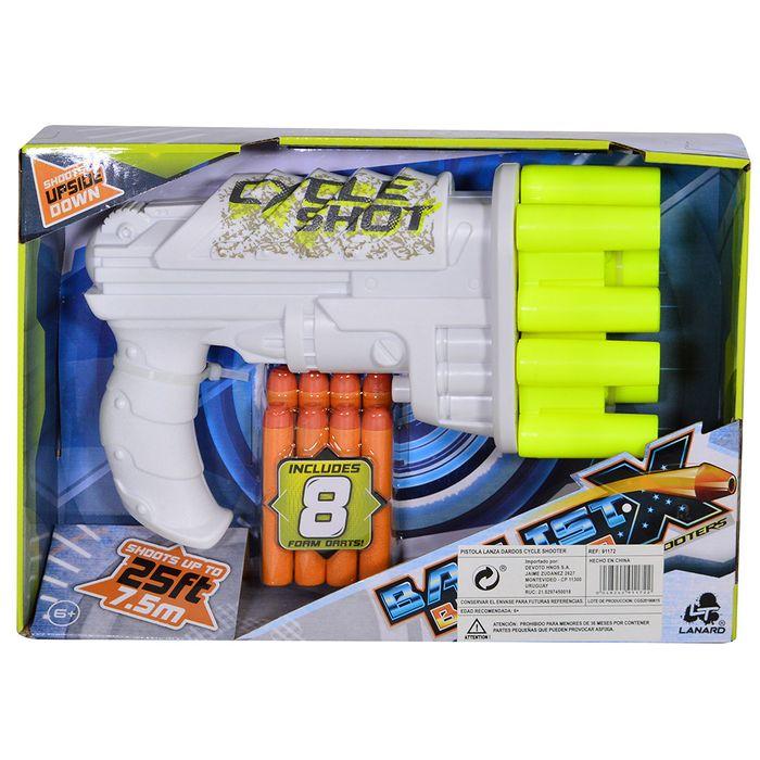 Pistola-lanzadora-de-dardos