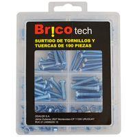 Set-Bricotech-con-tornillos-y-tuercas-195-piezas
