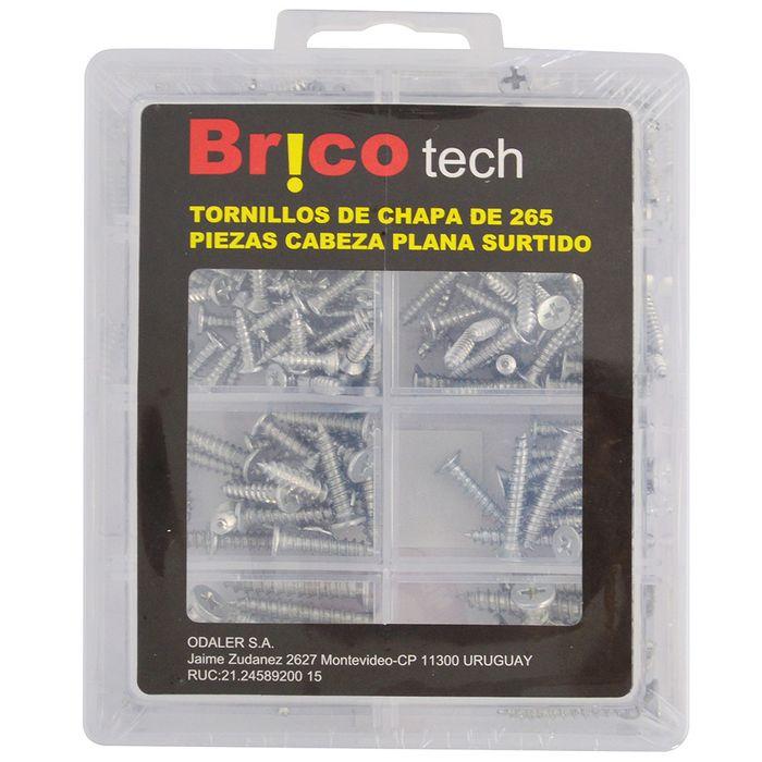 Set-Bricotech-con-tornillos-265-piezas